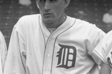 Charlie Gehringer at the 1937 All-Star Game
