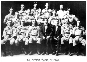 The 1900 Detroit Tigers
